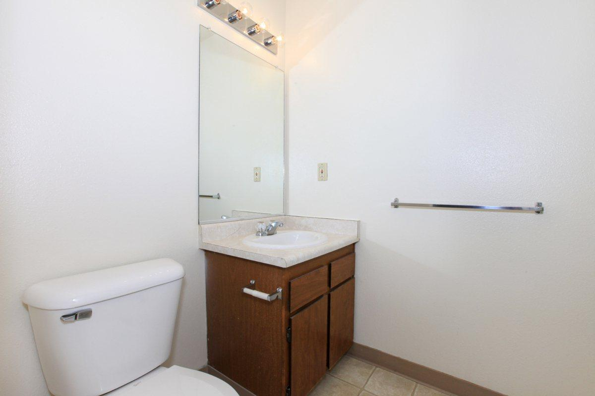 Valley View Apartment Homes has two bedrooms-two bathrooms