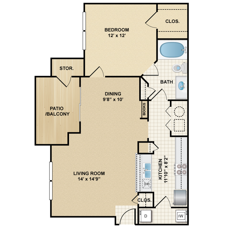 Floor plan image of Cheshire