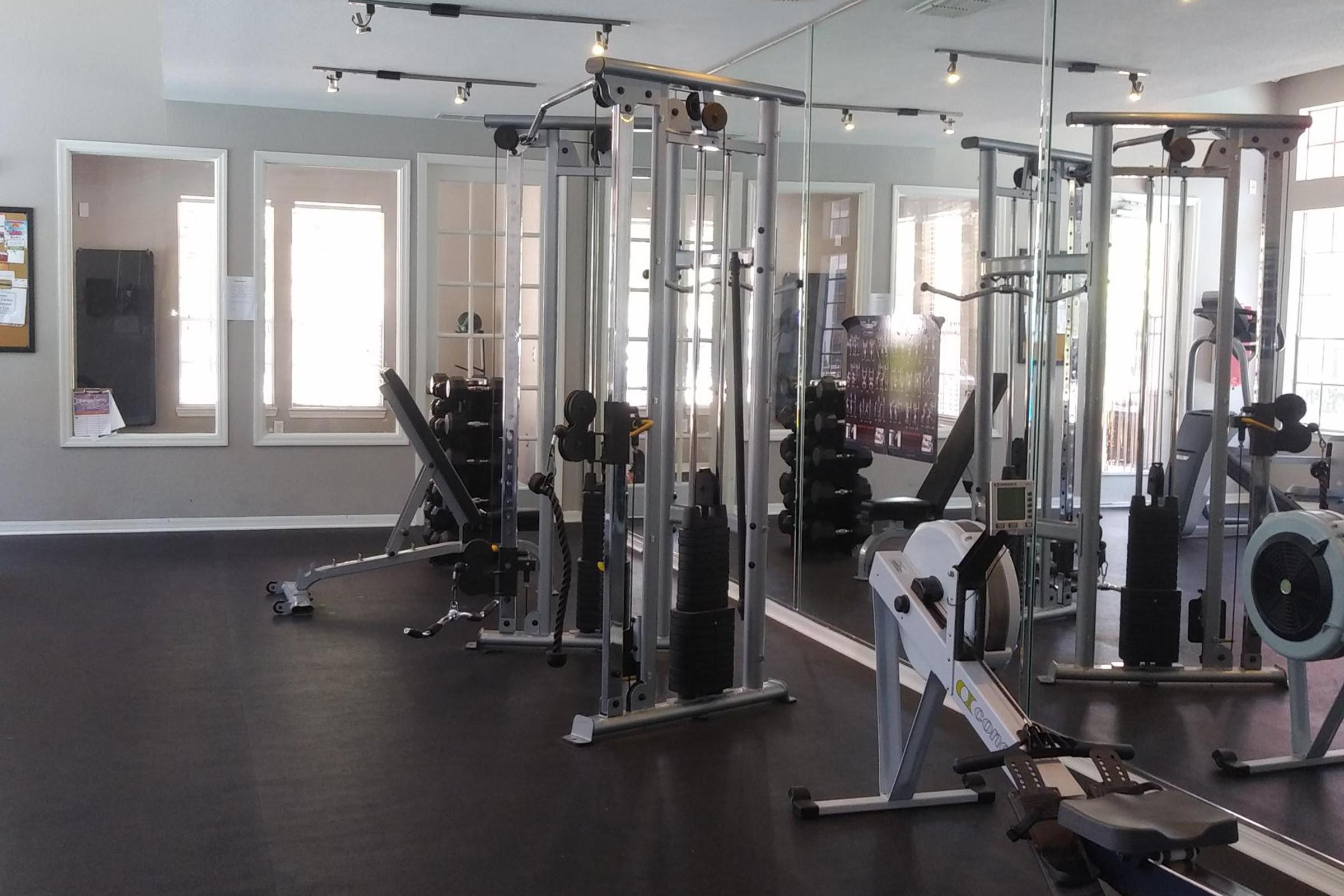 Stay in Shape At The Marquis Of Tampa In Tampa, FL