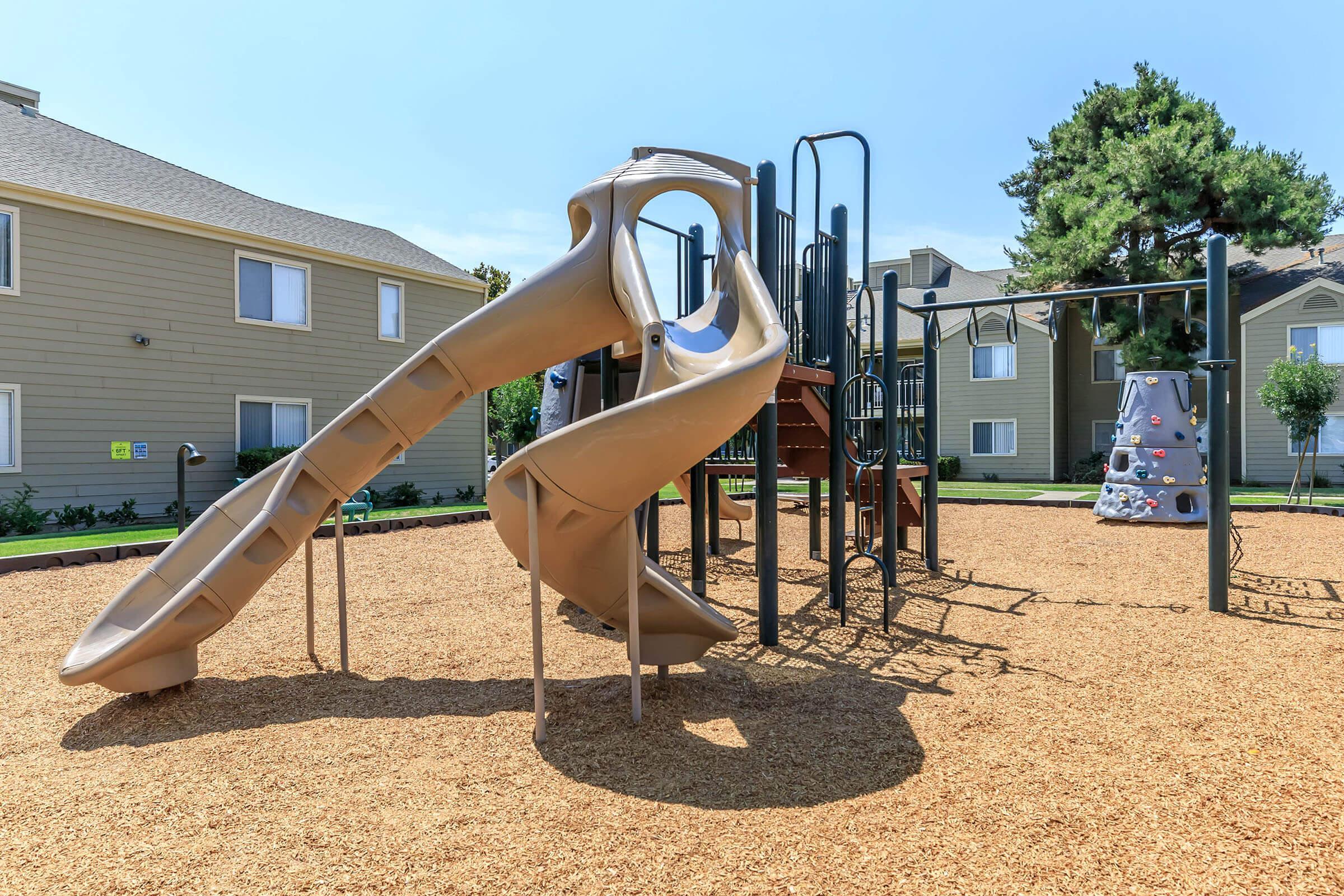 Cambridge Village Apartments playground