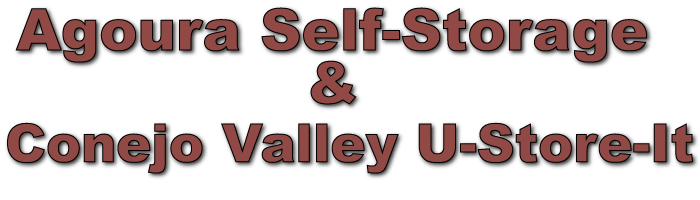 Agoura Self Storage logo