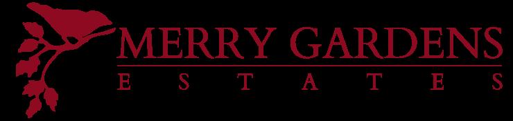 Merry Garden Estates Logo