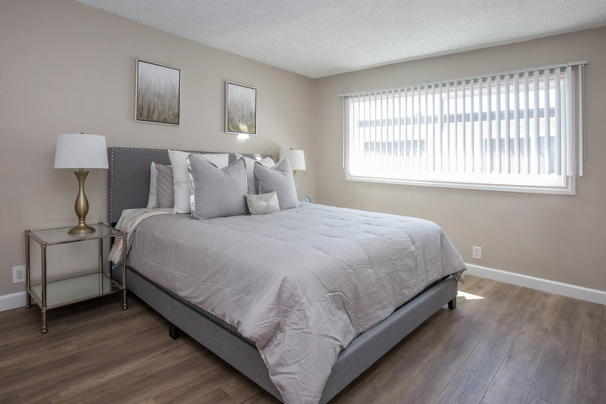 Cozy Bedrooms at 720 Louise