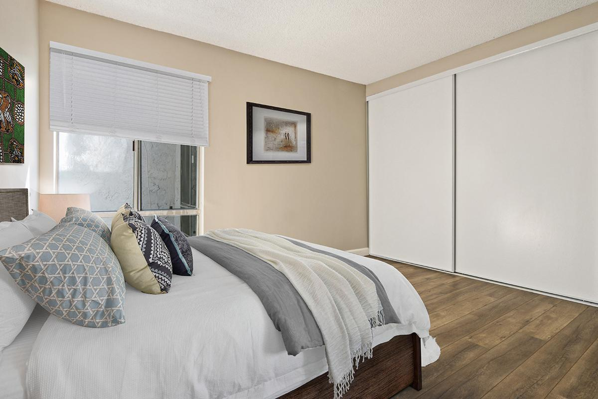 Ample closet space at 720 Louise in Glendale, CA