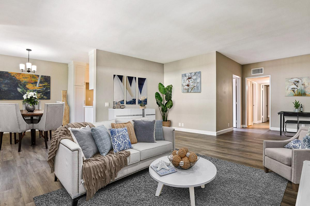 Beautiful Flooring at 720 Louise in Glendale, CA