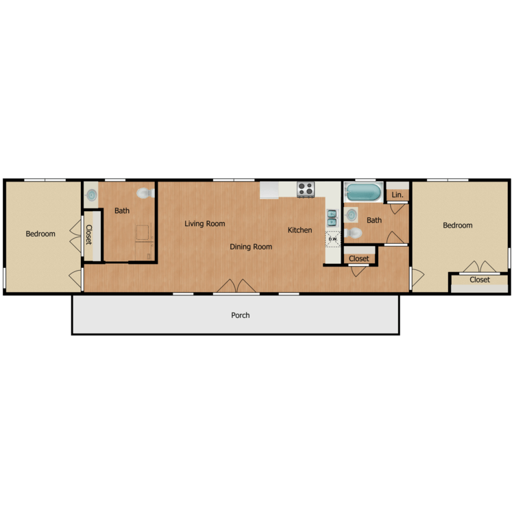 2A floor plan image