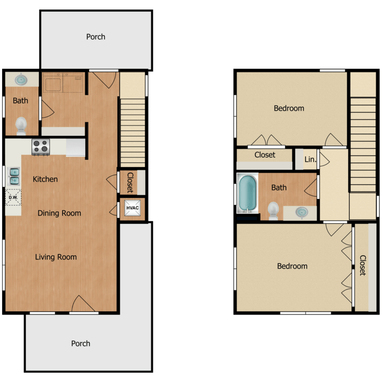 2C floor plan image