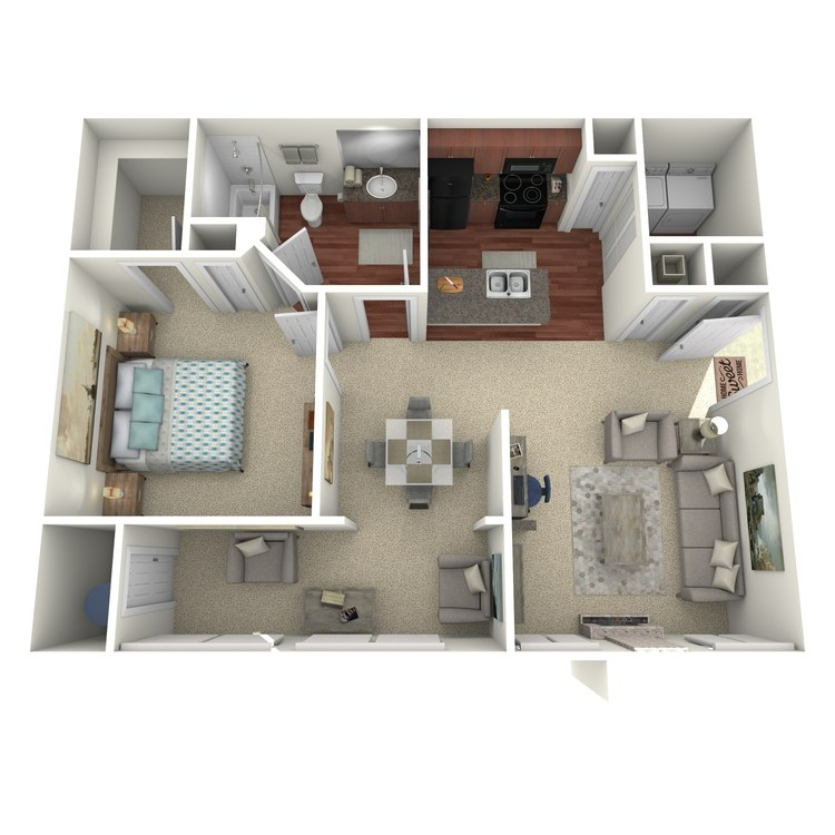 Floor plan image of The Ryan Alt