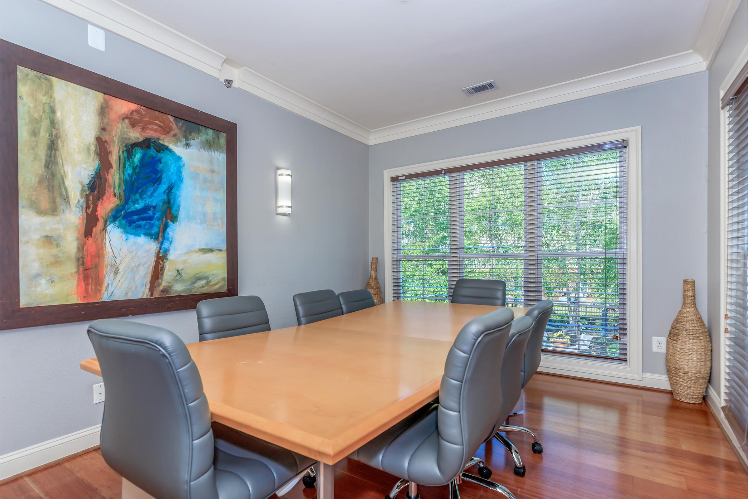 Office at The Ridgeleigh at Van Dorn in Alexandria, VA