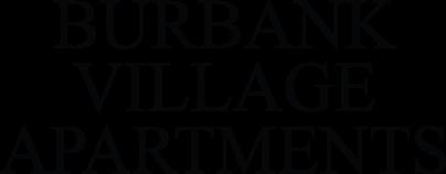 Burbank Village Apartments Logo