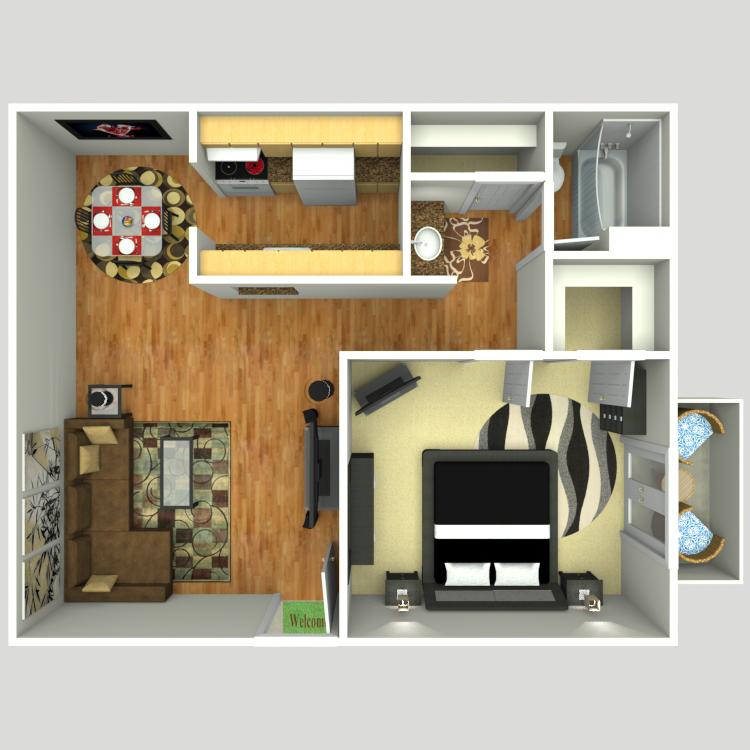 Floor plan image of The Broadgreen