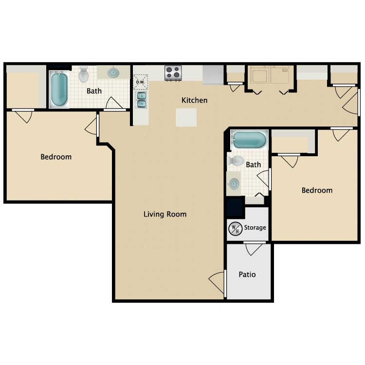 Riverstone Apartments - Availability, Floor Plans & Pricing