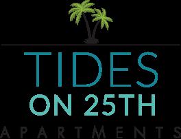Tides on 25th Logo