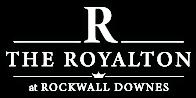 The Royalton at Rockwall Downes Logo