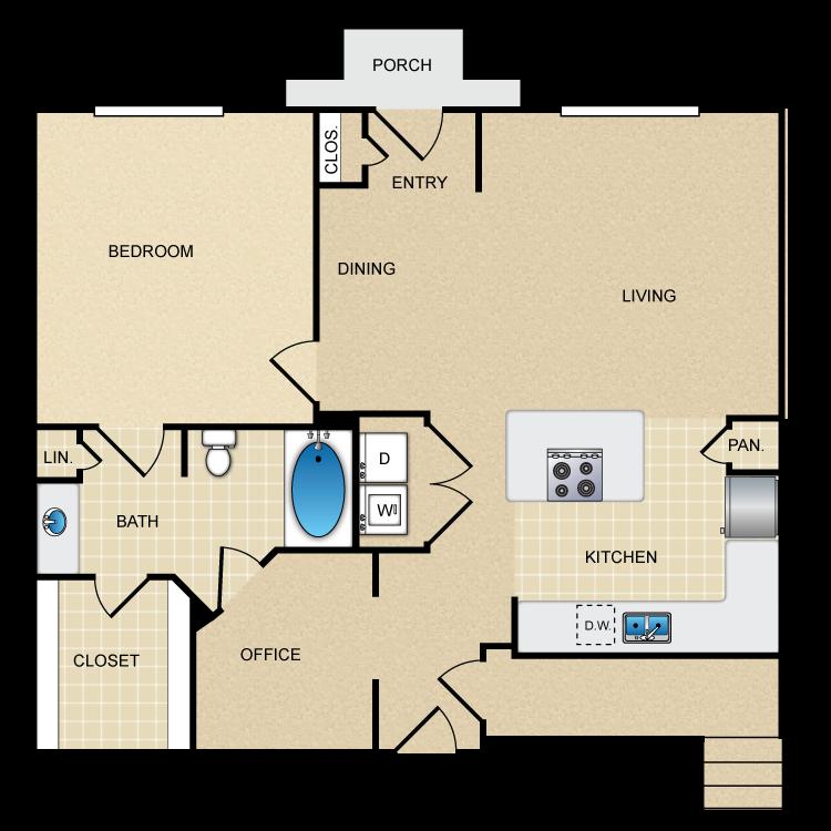 Floor plan image of A4GA