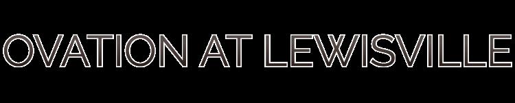 Ovation at Lewisville Logo