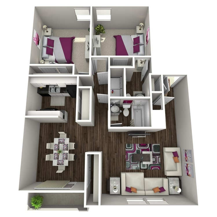 Floor plan image of Ballota