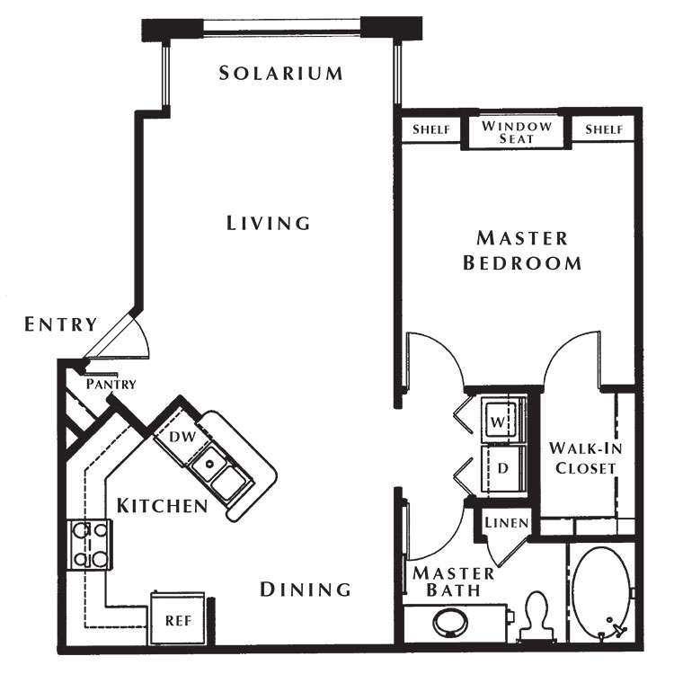 Floor plan image of Augusta