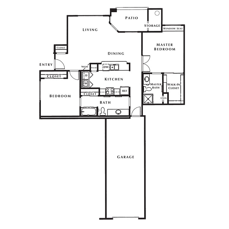 Floor plan image of Oakmont