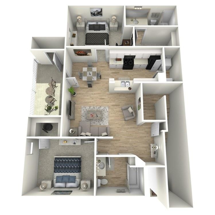 Floor plan image of Manor