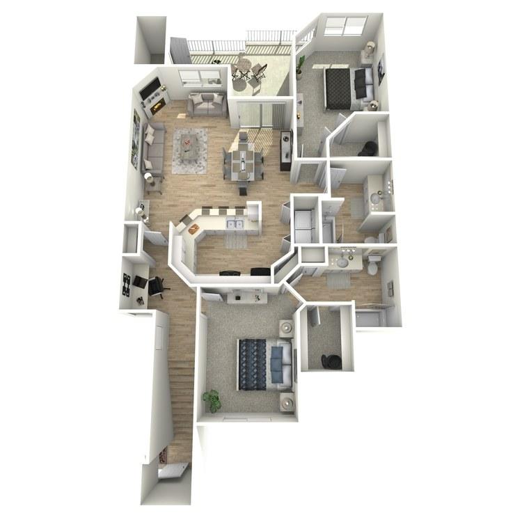 Floor plan image of Estate