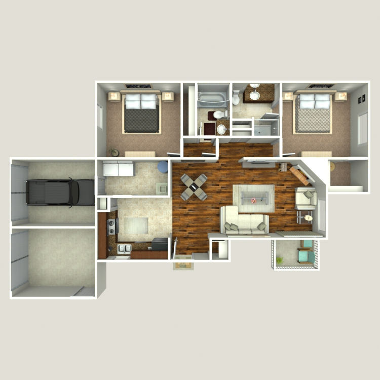 Floor plan image of Ashwood