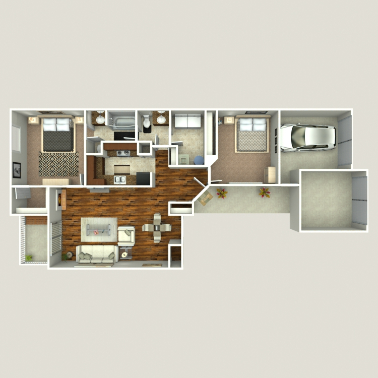 Floor plan image of Birchwood