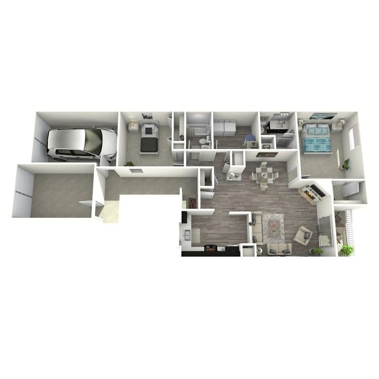 Floor plan image of Chestnut