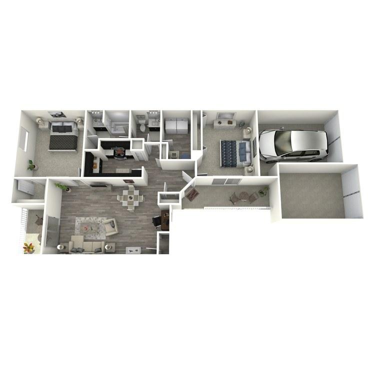 Floor plan image of Birchwood