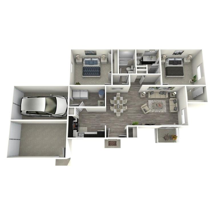 Floor plan image of Ashwood