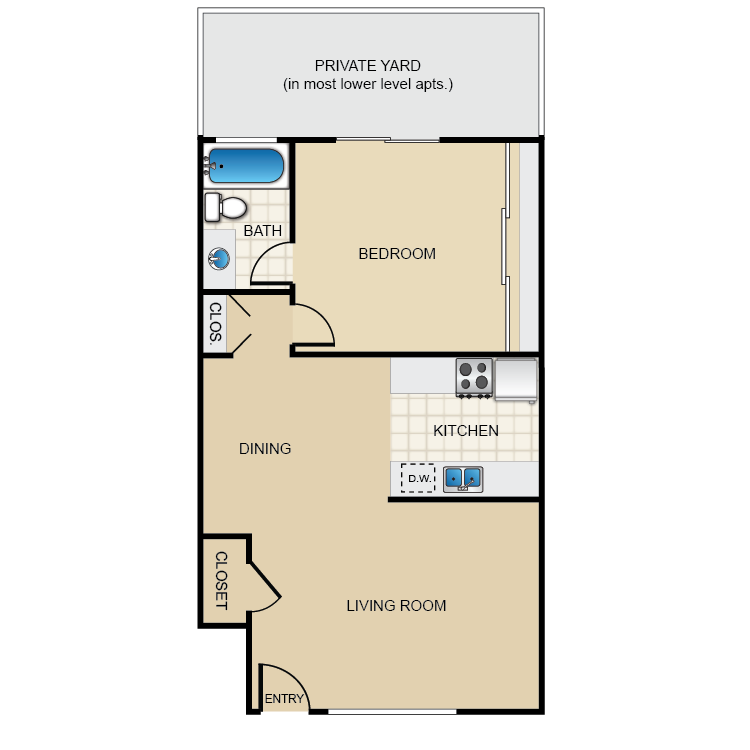 Del Amo Apartment Homes - Availability, Floor Plans & Pricing