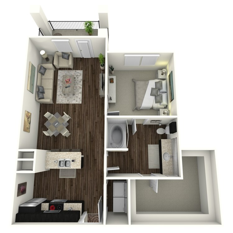 Floor plan image of A5a