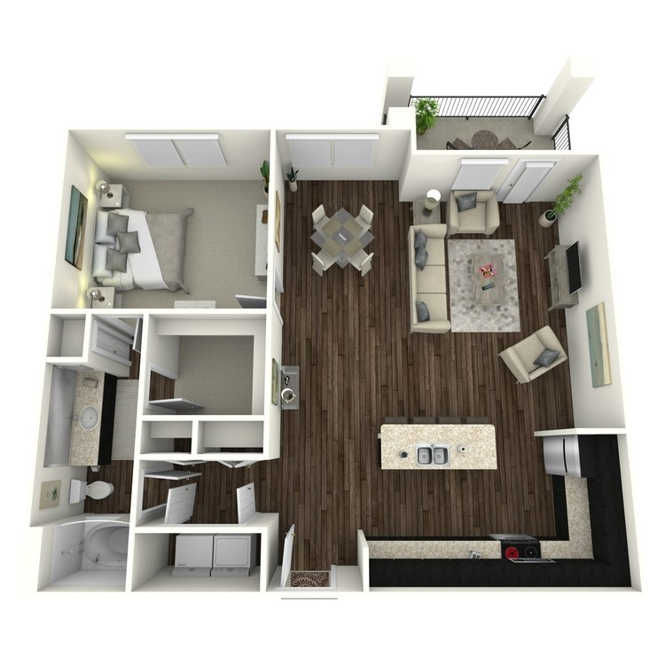 Floor plan image of A9