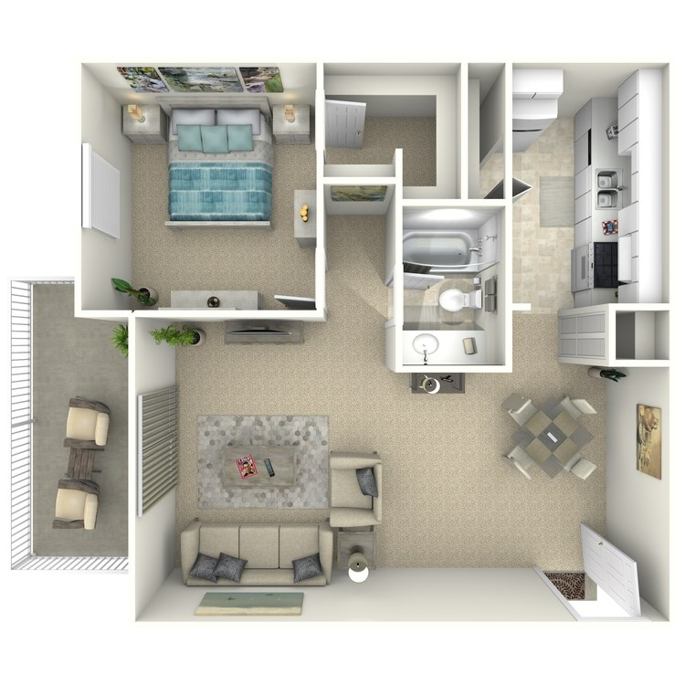 Furnish This Floor Plan