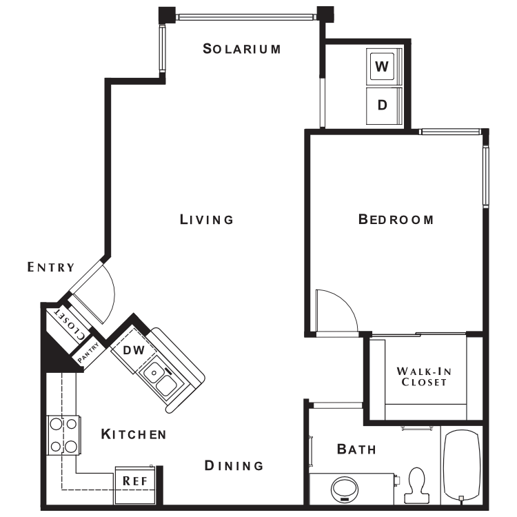 Floor plan image of Del Mar