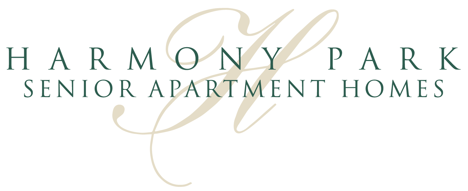 Harmony Park Senior Apartment Homes Logo