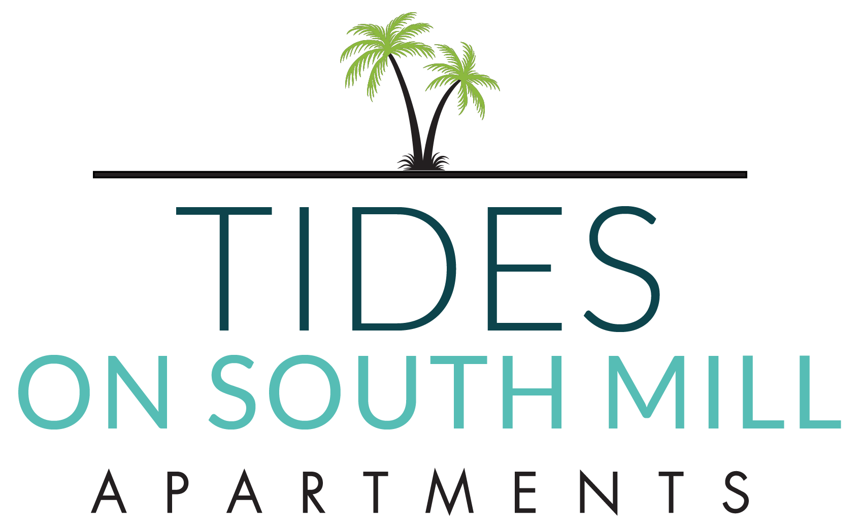 Tides on South Mill Logo