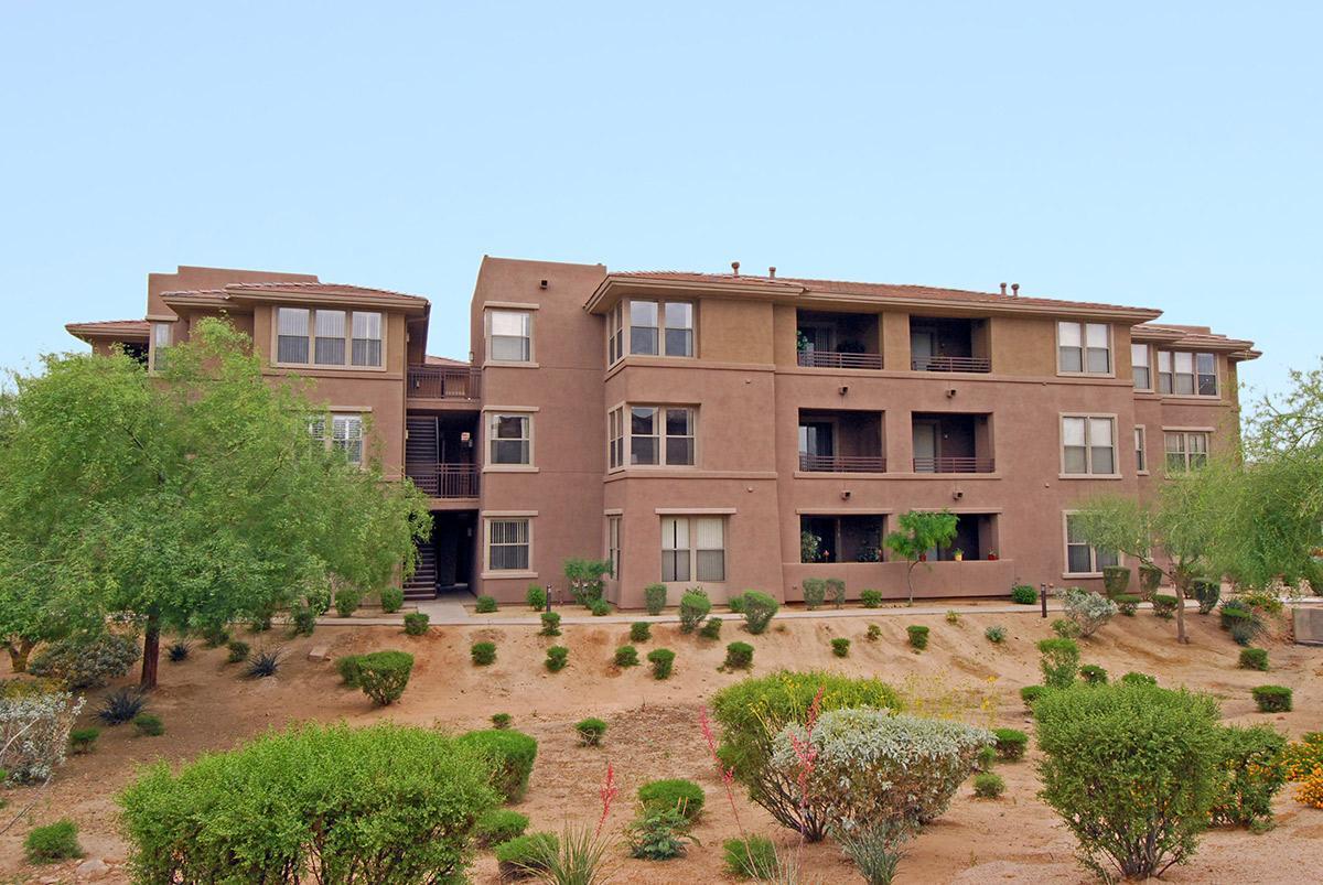 a large brick building