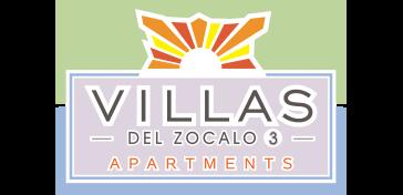 Villas del Zocalo Phase Three Logo