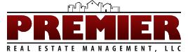 Premier Real Estate Management, LLC Logo