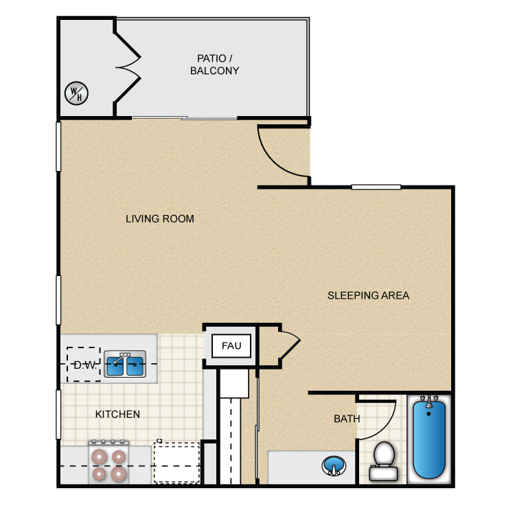 Mountain Springs Apartment Homes - Availability, Floor Plans & Pricing