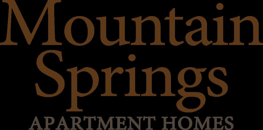 Mountain Springs Apartment Homes Logo