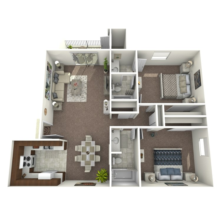Floor plan image of Harmony