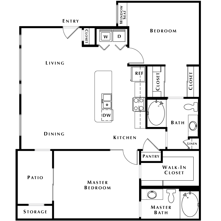 Floor plan image of B3 - Phase II