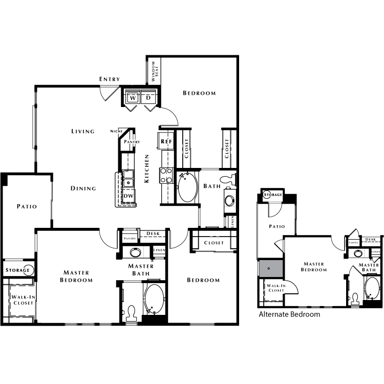 Floor plan image of The Elite - Phase I