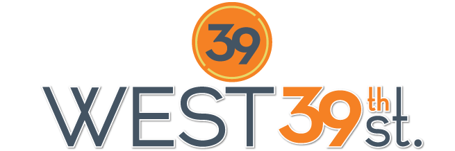 West 39th Street Apartments Logo