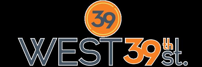 West 39th Street Apartments Logo