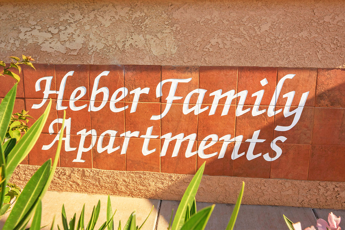 Picture of Heber Family Apartments