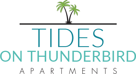 Tides on Thunderbird Logo