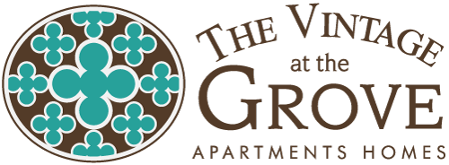 Vintage at the Grove Logo